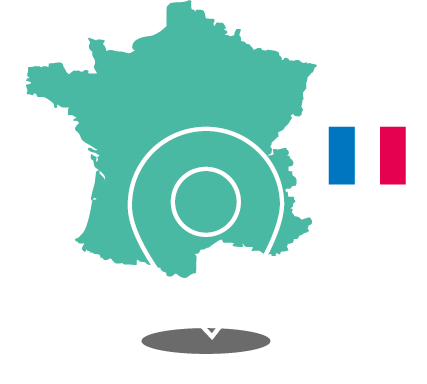 France - Installations nationales